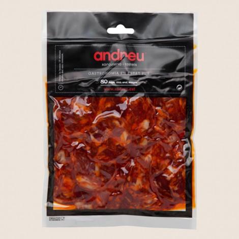 Chorizo de bellota ibérico, el embutido más típico de la península (150 g)
