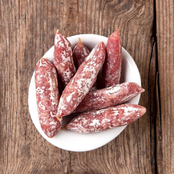 """""""Didalets de secallona"""", 200 g de sabor suave y formato innovador"""