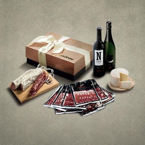 LOTE 12. Selección de productos exclusivos Andreu