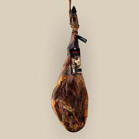 Jambon 100 % Ibérique de Bellota nourri en chênaie (7 kg)