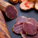 Échine Ibérique de Bellota, artisanale, élaborée à base des meilleurs morceaux de viande du porc (150 g)