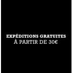 Expéditions gratuites à partir de 30€. 24-48h
